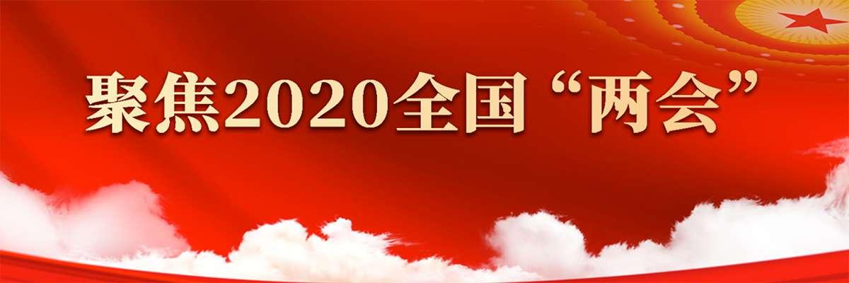 """聚焦2020全国""""两会"""""""