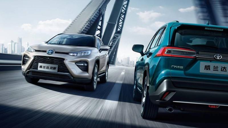 2月28日,广汽丰田旗下全新TNGA中型SUV威兰达即日起全面发售。