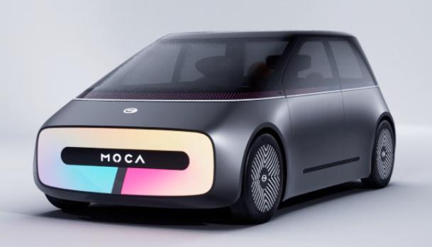 科技即美,设计求真,广汽智能移动空间摩卡MOCA首发亮相