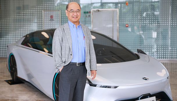 Katsumata Masato, former top product management expert of Toyota, joined GAC R&D Center as chief technical management engineer